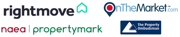 Rightmove / OnTheMarket.com / naea propertymark / The Property Ombudsman