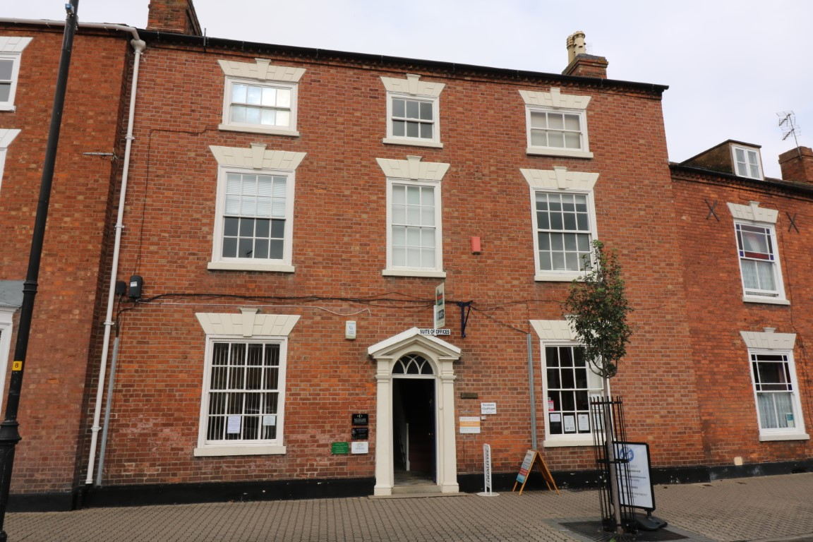 Offices 1 – 4 & 6 Broad Street, Pershore, Worcestershire,