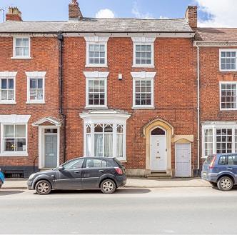 Gothic House, 48 Bridge Street, Pershore - Click for more details